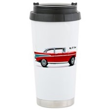 Funny 57 chevy Travel Mug