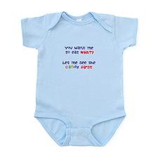 Unique Behavior Infant Bodysuit