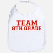 Team 8th Grade Bib