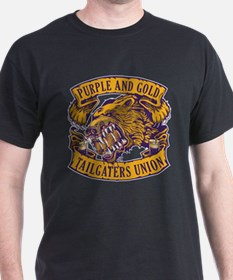 Purple and Gold Tailgaters Union T-Shirt
