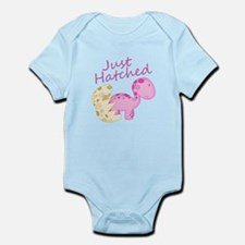 Just Hatched Baby Dinosaur Body Suit