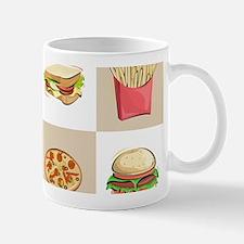 Food Tiles Mug