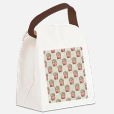 Extra Fries Canvas Lunch Bag