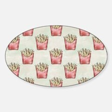 Extra Fries Decal