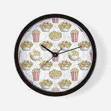 Fragrance of Food Wall Clock