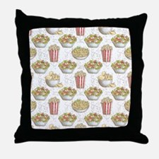 Fragrance of Food Throw Pillow