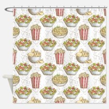 Fragrance of Food Shower Curtain