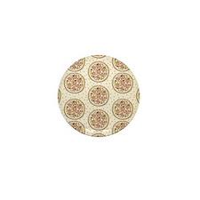 Pizza Premise Mini Button