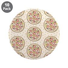 "Pizza Premise 3.5"" Button (10 pack)"