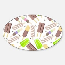 Popsicle Crowd Decal