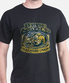 Blue and Gold Tailgaters Union T-Shirt