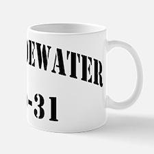 USS TIDEWATER Mug