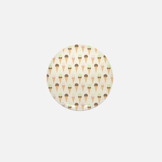 Extra Sprinkles Mini Button
