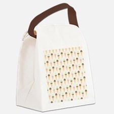 Extra Sprinkles Canvas Lunch Bag