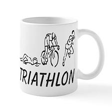 Triathlon Small Small Mug