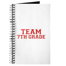 Team 7th Grade Journal