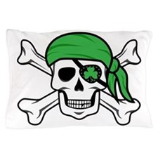 Irish Pirate Pillow Case