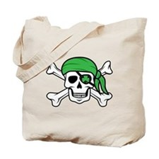 Irish Pirate Tote Bag