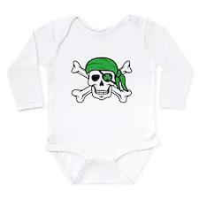 Irish Pirate Body Suit