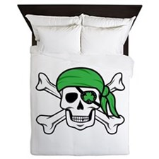 Irish Pirate Queen Duvet