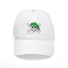 Irish Pirate Baseball Baseball Cap