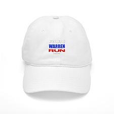 Run Warren Run Rwb Baseball Baseball Cap