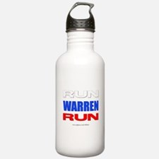 Run Warren Run RWB Water Bottle