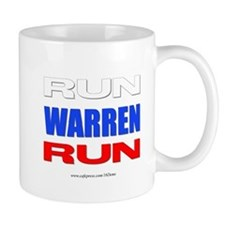 Run Warren Run Rwb Mugs