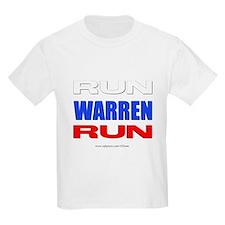 Run Warren Run RWB T-Shirt