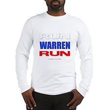 Run Warren Run RWB Long Sleeve T-Shirt