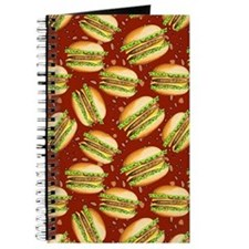 Burgers Baby Journal