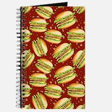 Burgers Baby Journal