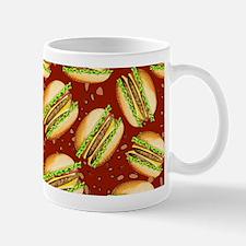 Burgers Baby Mug