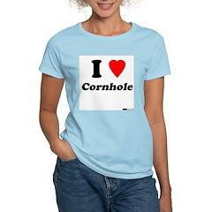 I Love Cornhole T-Shirt