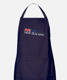 New Zealand Cricket Apron (dark)