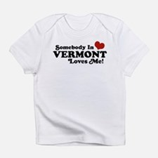 Unique Someone in ohio loves me Infant T-Shirt