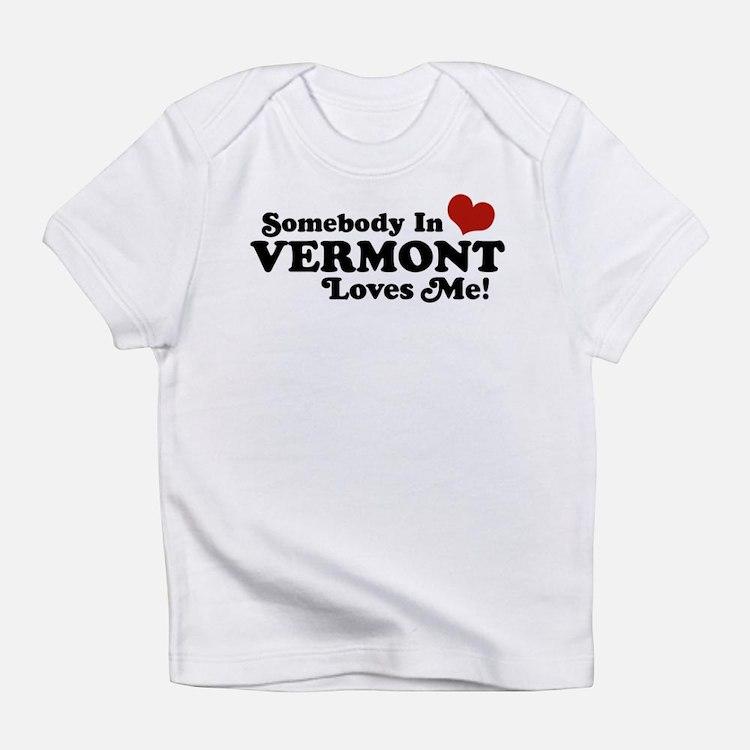 Cute Vt vintage Infant T-Shirt