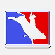 Bull Rider (Major League) Mousepad
