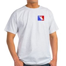 Bull Rider /Back (Major League) T-Shirt