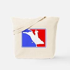 Bull Rider (Major League) Tote Bag