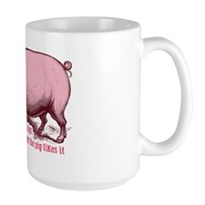 The Pigs Rule Mug