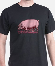 The Pigs Rule T-Shirt