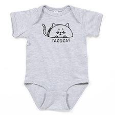 Funny Cute cat Baby Bodysuit