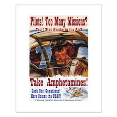 Take Amphetamines Posters