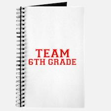 Team 6th Grade Journal