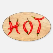Hot Chili Peppers Decal