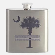 Greenville SC Flask
