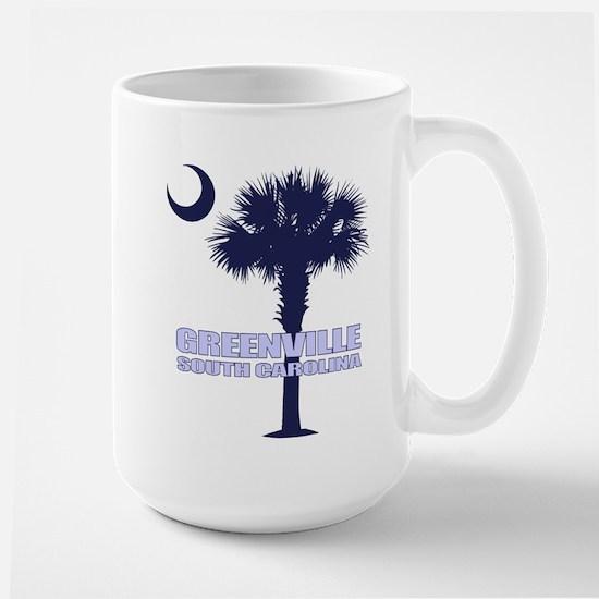 Greenville SC Mugs