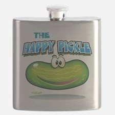 The Happy Pickle Flask