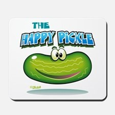 The Happy Pickle Mousepad